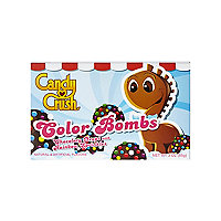 Candy Crush color bomb sweets