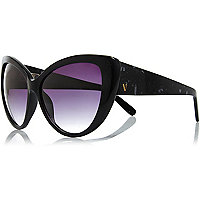 Black Vow London cat eye sunglasses