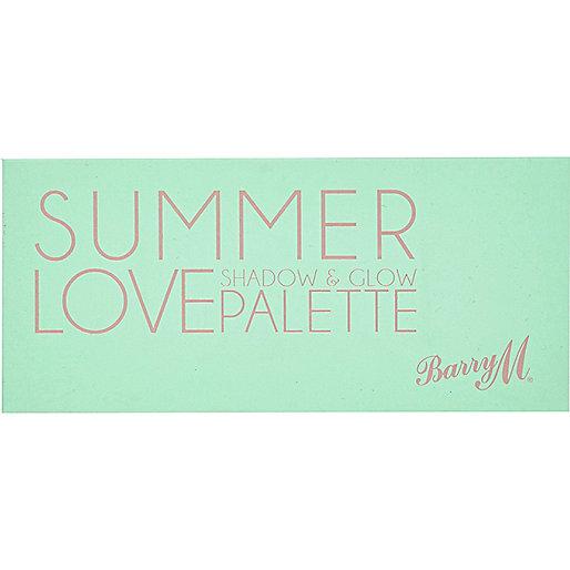 Barry M Summer Love palette