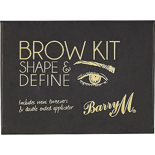 Barry M shape & define brow kit