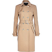 Camel mac coat