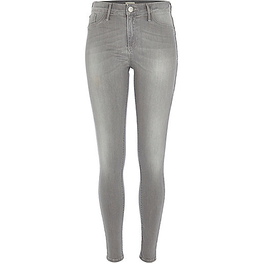 Light grey Molly jeggings