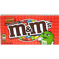 Peanut butter M&Ms