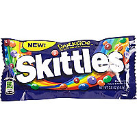 Skittles darkside sweets