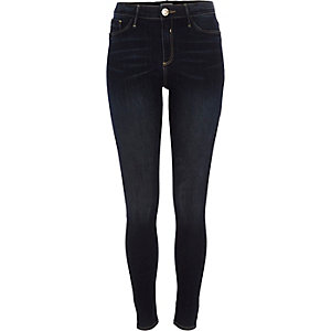 Dark vintage wash Molly jeggings