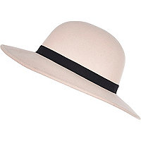 Light pink beekeeper hat
