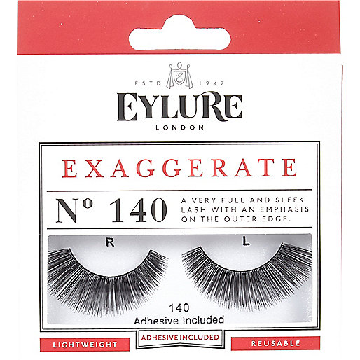Eylure exaggerate lashes - 140