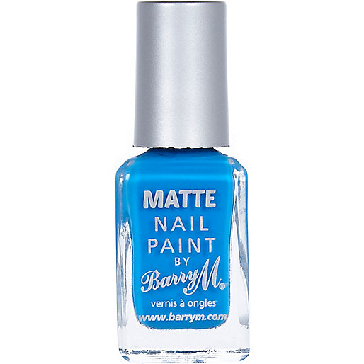 Malibu Barry M matte nail polish