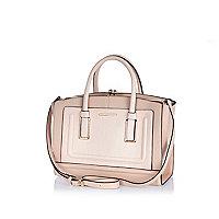 Pink frame bag