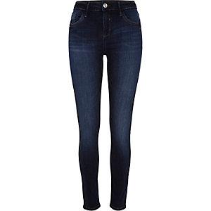 Dark rinse Amelie superskinny reform jeans
