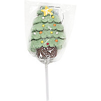 Mallow Christmas tree lolly