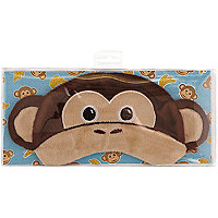 Monkey eye mask