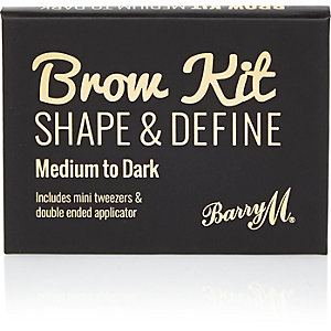 Kit sourcils Shape & Define Barry M