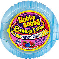 Hubba Bubba triple threat bubble gum tape