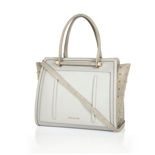 http://www.riverisland.com/women/bags--purses/shopper--tote-bags/Grey-studded-tote-bag-660872