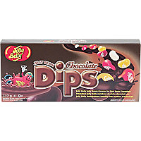 Jelly Belly jelly bean chocolate dips
