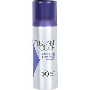 Elegant Touch rapid dry nail spray