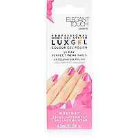 Elegant Touch holiday gel nail polish