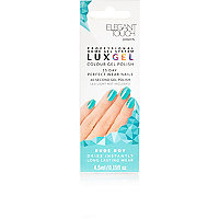 Elegant Touch rude boy gel nail polish