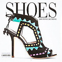 Shoes small calendar