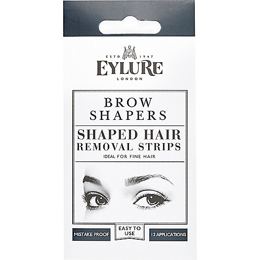 Eylure brow shaper removal strips