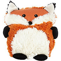 Hooty friends heatable fox doll