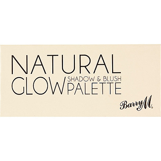 Barry M Natural Glow make up palette