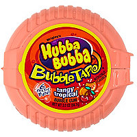 Hubba Bubba tangy tropical bubble gum