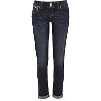 Dark wash Matilda skinny jeans