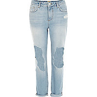 Light wash Ultimate Boyfriend jeans