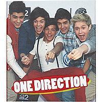 One Direction mini book