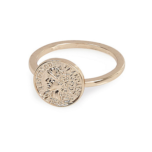 "alt=""gold coin ring"""