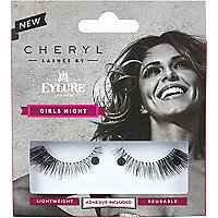 Eylure Cheryl girls night lashes