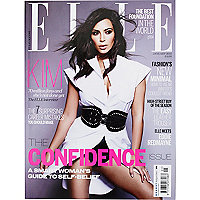Elle Magazine - January issue