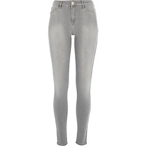 Grey Molly jeggings