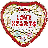 Love Hearts tin