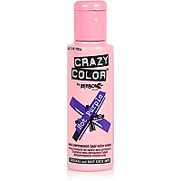Purple Crazy Color semi permanent hair dye