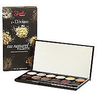 Multi Sleek Au Naturel eye palette