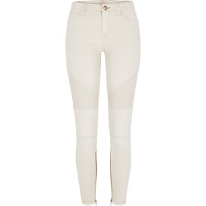 Cream Amelie superskinny biker jeans