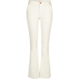 Cream Brooke flare jeans