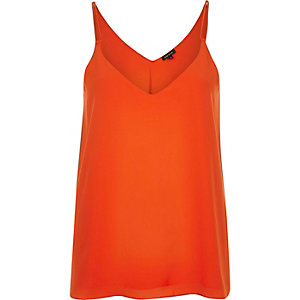 Red lightweight double strap vest
