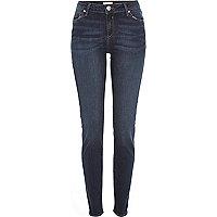 Dark wash Alannah slim jeans