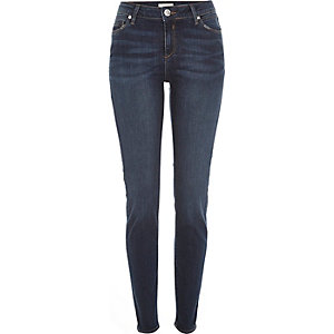 Dark wash Alannah slim jeans