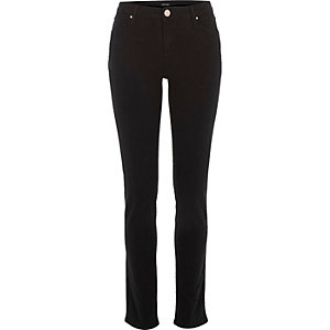 Black Alannah relaxed skinny jeans