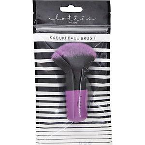 Lottie kabuki babe brush