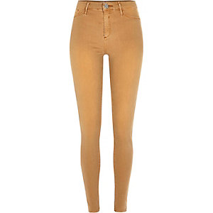 Light brown Molly jeggings