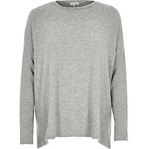 Grey swing top