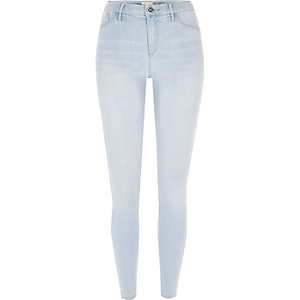 Light wash Molly jeggings