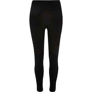 Black premium leggings