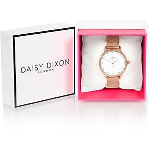 Daisy Dixon Olivia mesh strap watch
